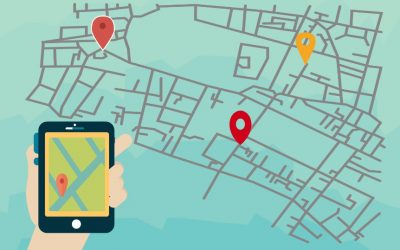 What is custom location feature? Why is it important for dating app members?