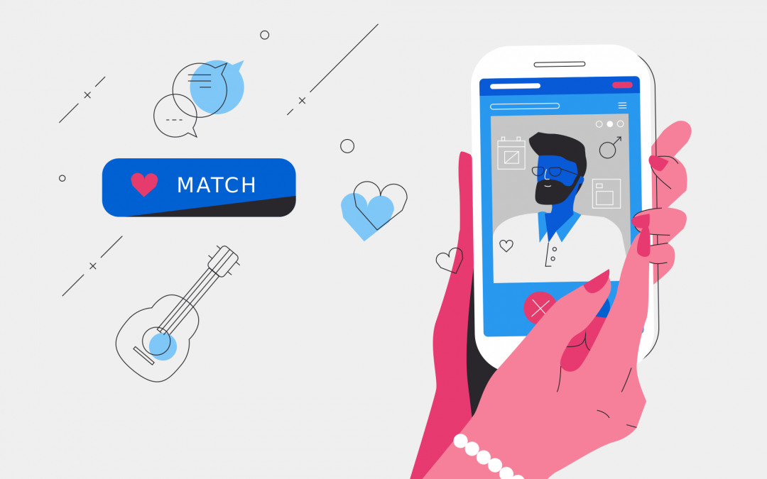 First branding point for your Tinder Clone App – App Icon to improve Engagement