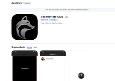 Fox-Hunters-Club-APP