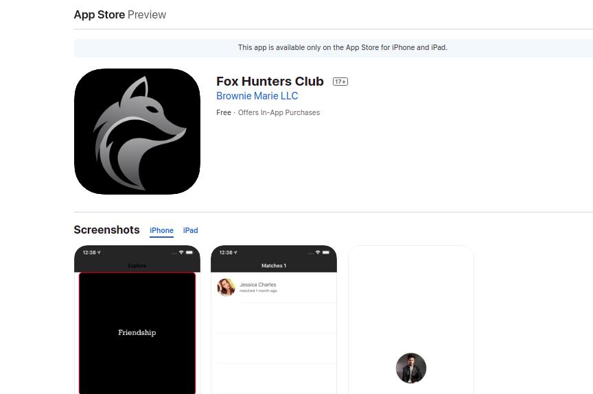 Fox-Hunters-Club-APP